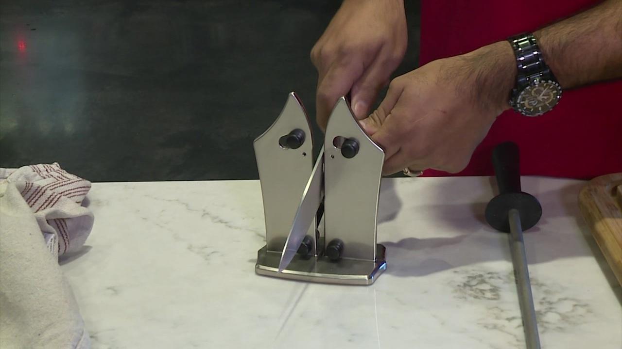 as seen on tv tuesday bavarian edge knife sharpener. Black Bedroom Furniture Sets. Home Design Ideas