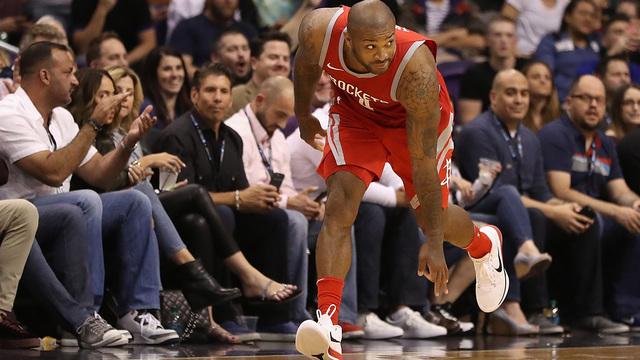 Rockets' P.J. Tucker does not make NBA All-Defensive Teams
