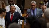 Raul Castro leaves Cuba's presidency