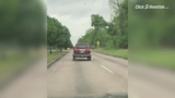 Houston road rage video