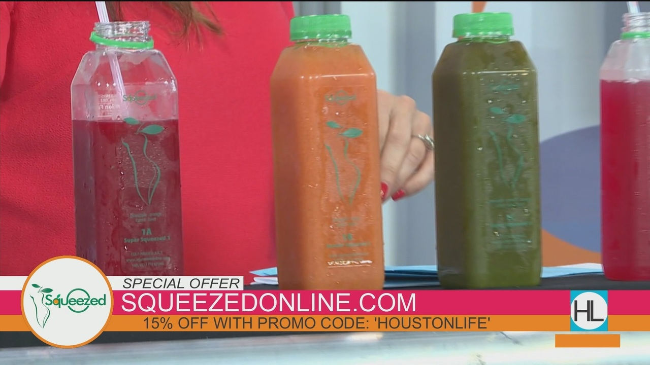 Squeezed Juice Cleanses