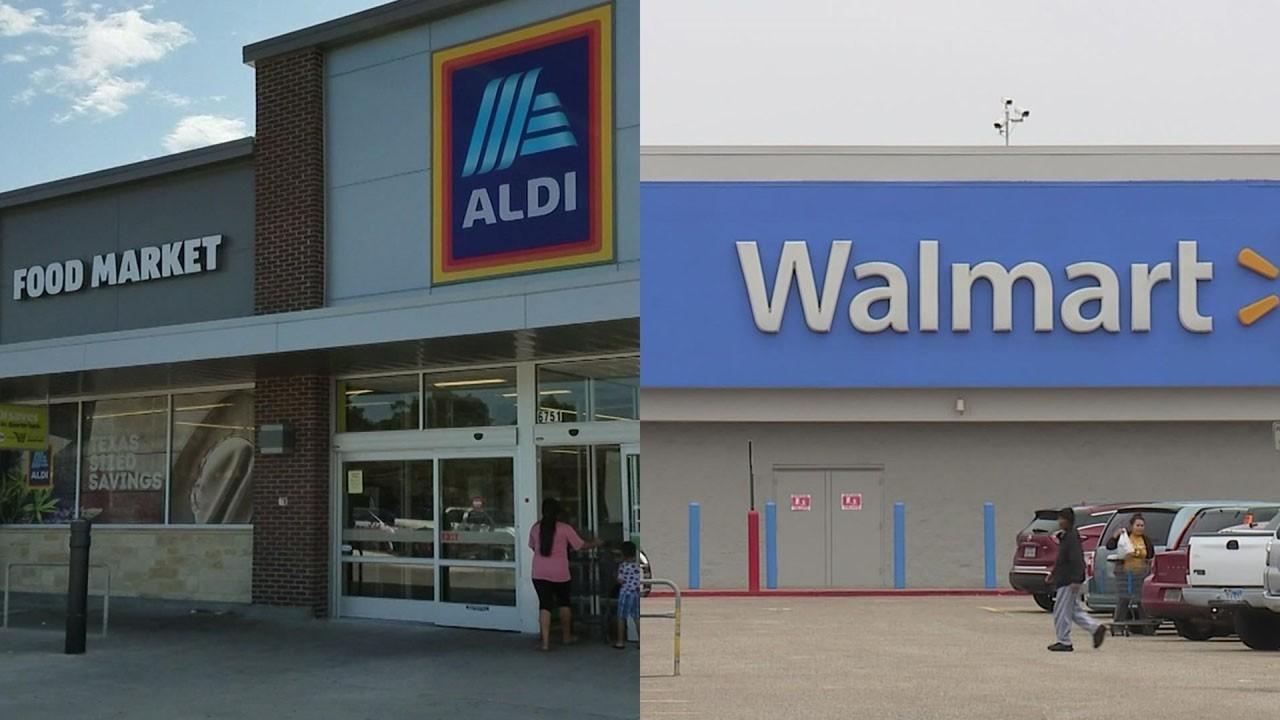 Which is cheaper: Walmart or Aldi?