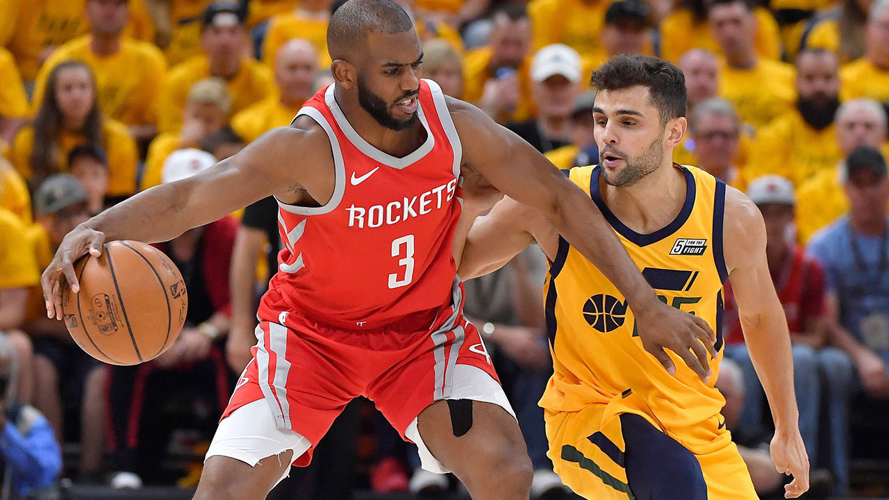 When And Where Rockets Play In 2018 Western Conference Finals