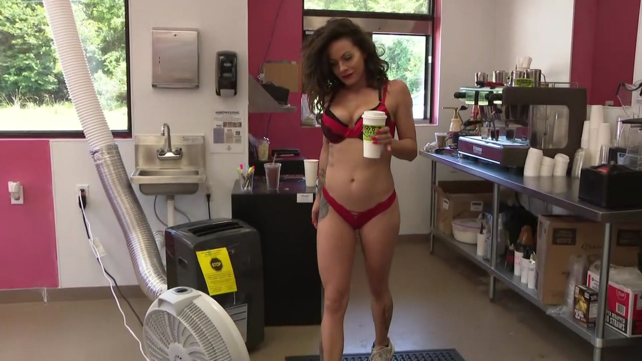 f3fea5ea6ad Lingerie-clad League City baristas offer new twist on coffee...