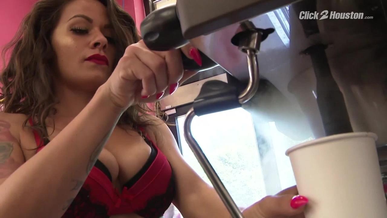 b2b1f6ad6d9b Lingerie-clad League City baristas offer new twist on coffee...