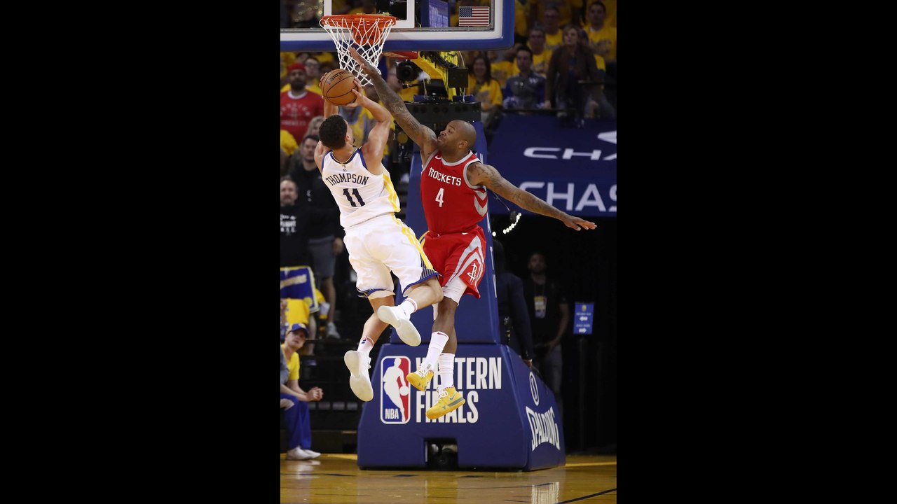 Photos Rockets Take On Warriors In Game 3 Of Conference Finals