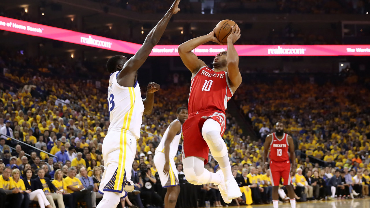 5 keys to Game 4 of Rockets vs. Warriors playoff seriesRockets Game