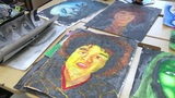 Student, teacher collect works of art to show solidarity for Santa Fe&hellip&#x3b;