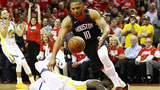 Eric Gordon leads Rockets over Warriors 98-94 to take series lead