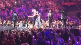 Timberlake, Watt bromance continues: JT pulls JJ on stage during concert