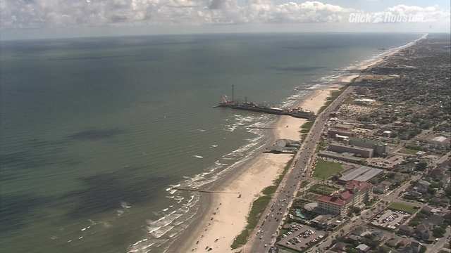 clear water at galveston beaches here s why