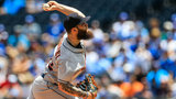 Astros win 10th in row, Keuchel get HR help to beat KC 10-2