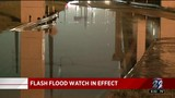 Flash flood watch in effect in southeast Texas