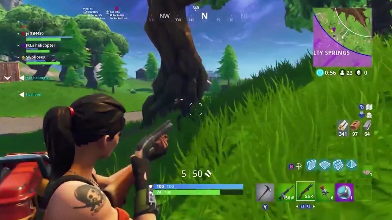 Hackers Target Players Of Popular Game Fortnite Battle Royale