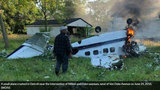 2 dead, teen critically injured after small plane from Texas crashes in&hellip&#x3b;