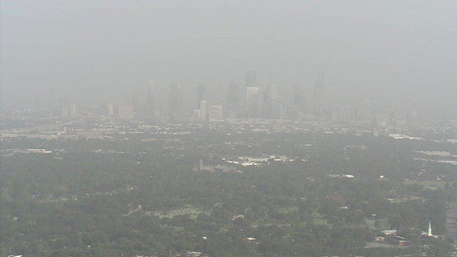 What you need to know about the Saharan dust season in Houston