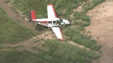 Small plane crashes in west Harris County