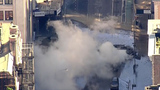High-pressure steam leak prompts evacuations in New York City