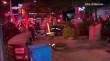 Multiple people shot after gunman opens fire outside Toronto restaurants