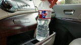 Is bottled water left in your hot car safe to drink?