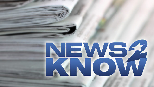 News 2 Know: Elderly woman punched, metal on the freeway and more