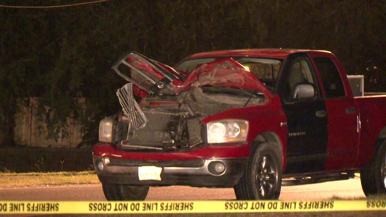 Man hit by vehicle, killed on Barker Cypress in northwest...