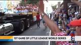 Post Oak Little League takes on New England at first World Series playoff game