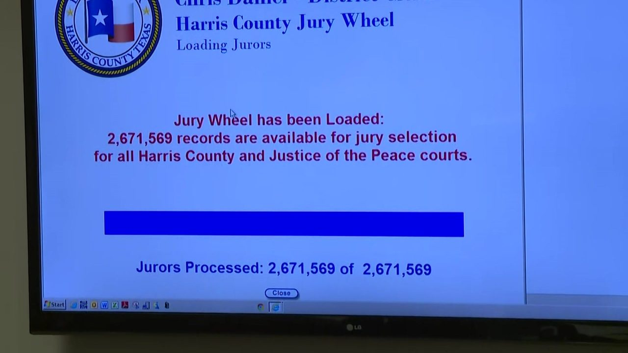 Harris County Launches New Jury Wheel