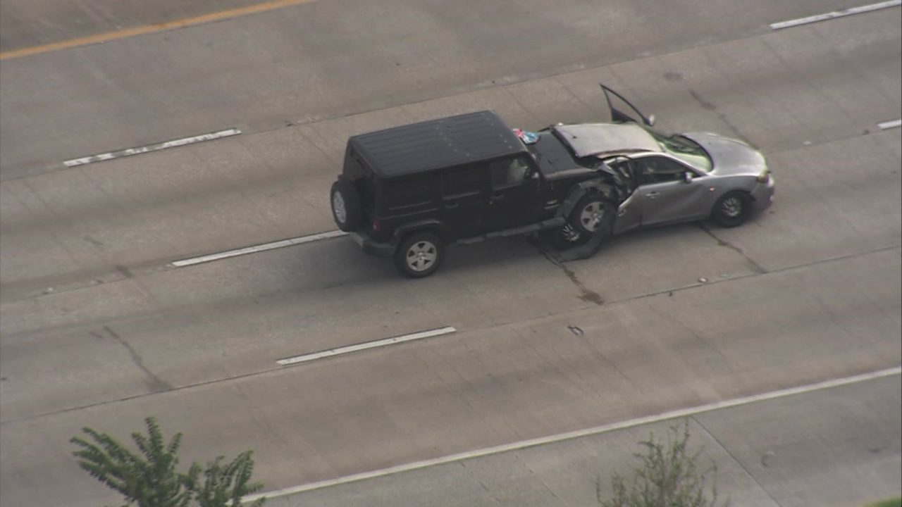 Man killed in crash on I-10 East Freeway identified