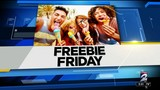 Freebie Friday for Oct. 19, 2018