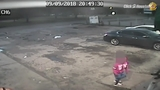 Surveillance video of juvenile suspects after man's alleged beating