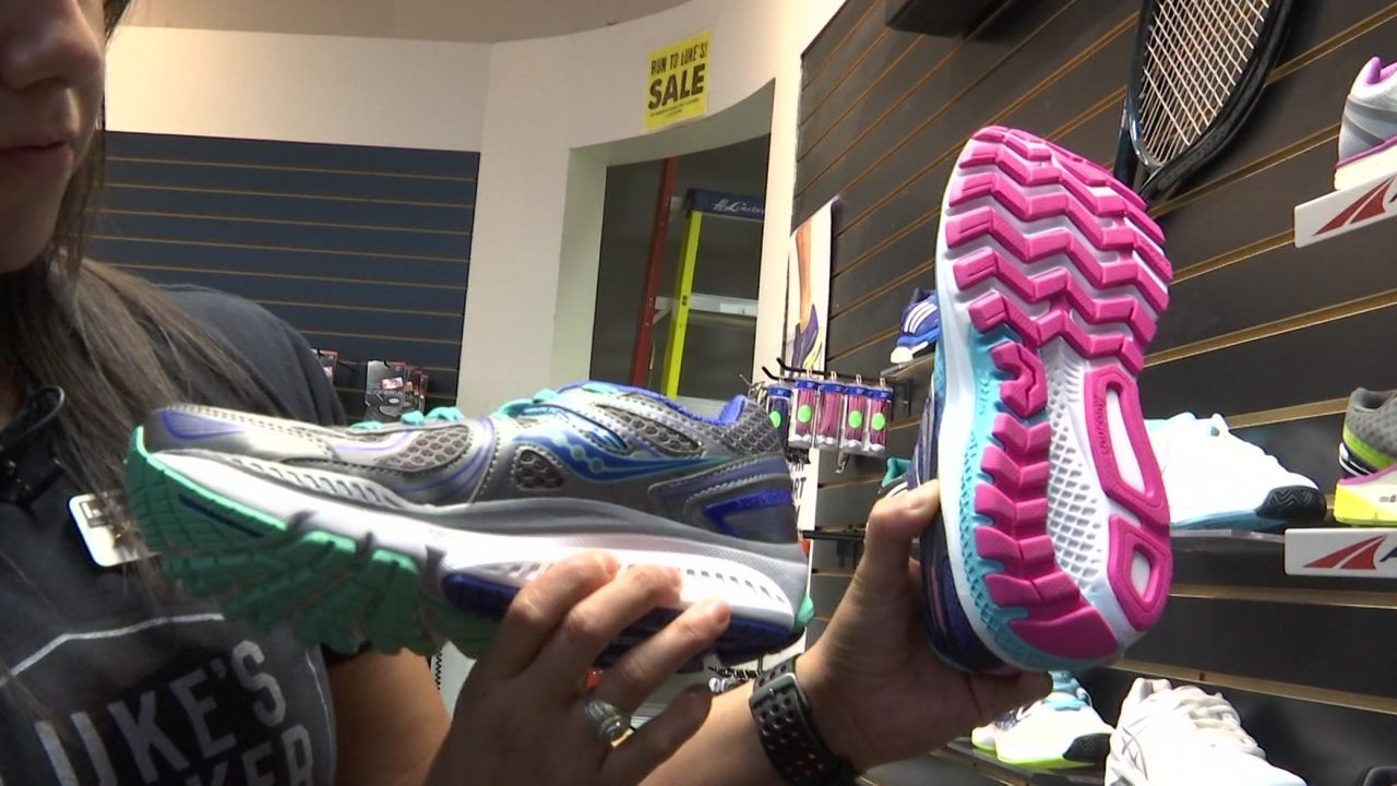 How to find the right running shoes for your gait 792f47a8c