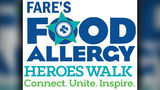 FARE Food Allergy Heroes Walk in Memorial Park