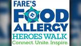 FARE Food Allergy Heroes Walk in Memorial Park