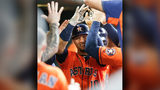 Yuli Gurriel homers twice as Astros punch playoff ticket