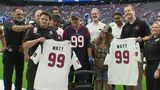 Texans fan who suffered heart attack at preseason game reunites with&hellip&#x3b;