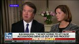 Kavanaugh denies sexually assault allegations in TV interview