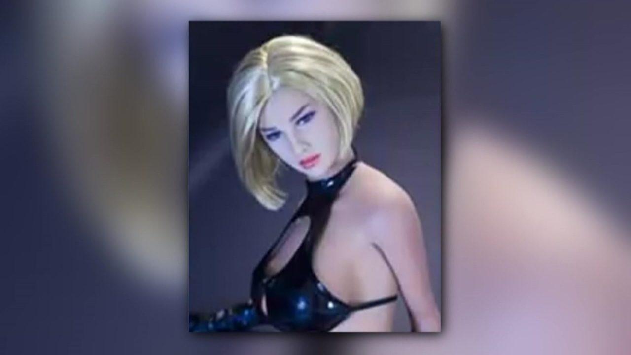 vidéo de robot de sexe
