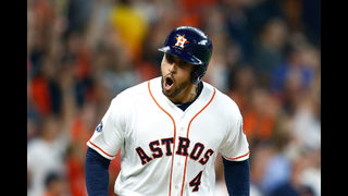 d92065b61 1 of 24 2018 Getty Images PHOTOS  2018 ALDS Game 1 Astros vs. Indians