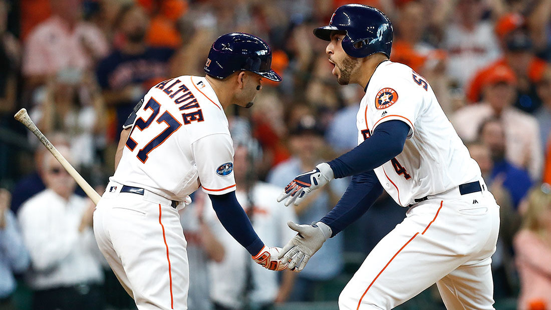 2c9d8e10ee1 Astros smash 4 homers en route to 7-2 win over Indians in Game...