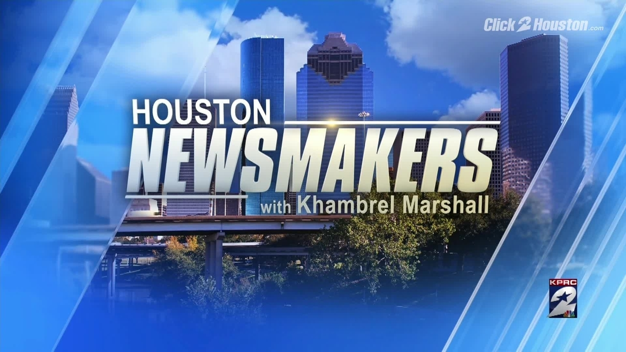 Houston Newsmakers for Oct. 14: Advocate against abuse by...
