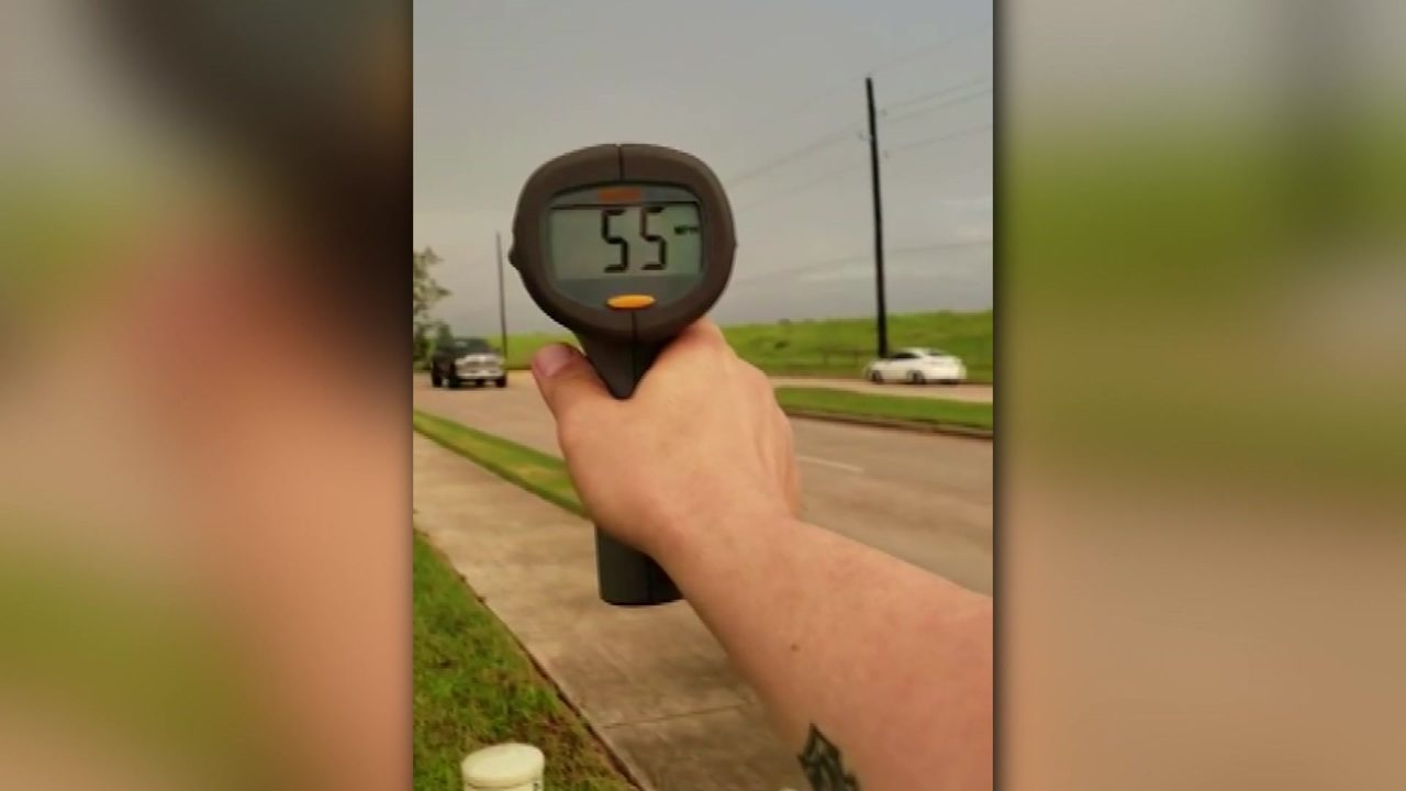 Father Records Speeding Drivers In Child S School Zone