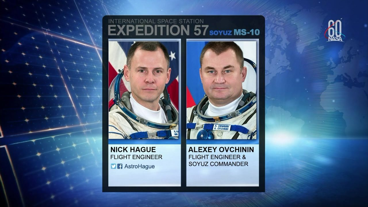 US, Russian astronauts forced to make emergency landing in...