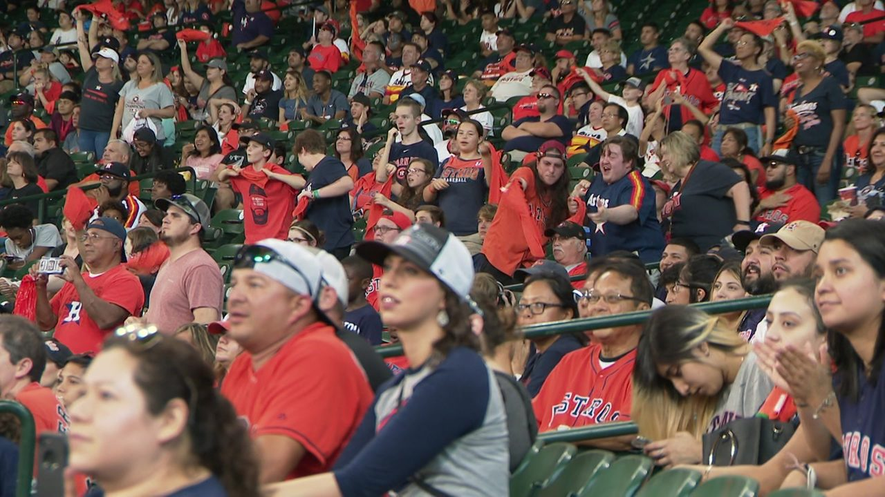 Can't make it to Boston? Watch the Astros' ALCS away games at...