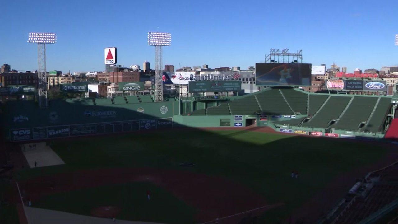 Fenway Park remains a Boston icon