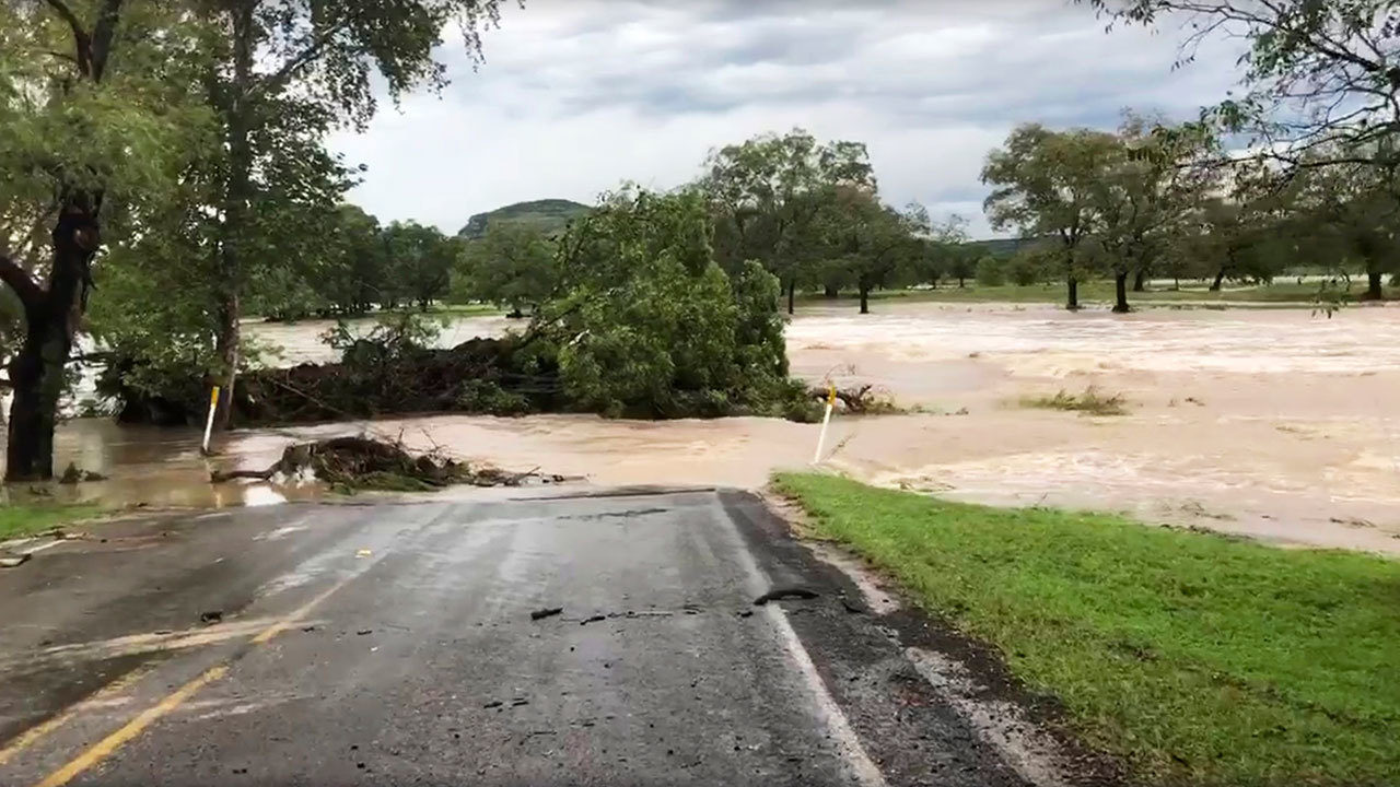 Search to resume for remaining 2 swept away in Texas floods