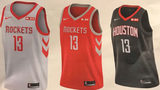 See what sponsor patch Houston Rockets will wear on jerseys