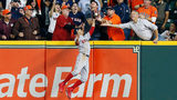 Controversial call leaves Astros trailing Red Sox 2-0 in Game 4 of ALCS