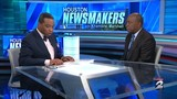 Houston Newsmakers: Mayor Turner on hurricane recovery 2