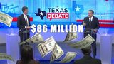 Tracking money for Texas Senate race
